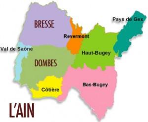Ain-map