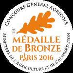 Gavand Prudent récompensé au Concours Général Agricole 2016