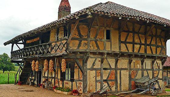 vilailles-bresse_0001_Ferme_bressane_-_Saint-Trivier-de-Courtes